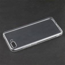 Прозрачный силиконовый чехол для Honor 10