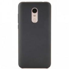 Черный силиконовый чехол для Xiaomi Redmi 5 Plus