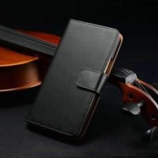 Черный чехол книжка для HTC One (M7)