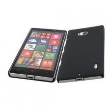 Черный пластиковый чехол для Nokia Lumia 930