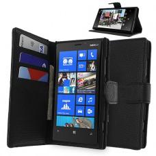 Чехол горизонтальная книжка для Nokia Lumia 920