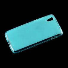 Синий силиконовый чехол для Lenovo Vibe X(S960)