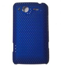 Чехол - бампер синий для HTC Salsa