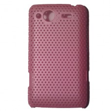 Чехол - бампер розовый для HTC Salsa
