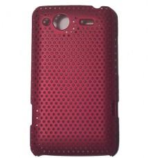 Чехол - бампер красный для HTC Salsa