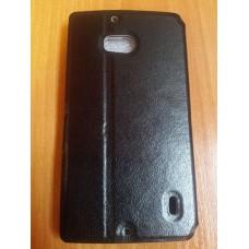 Черный чехол книжка для Nokia Lumia 930