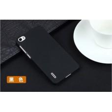 Черный пластиковый чехол для Huawei Honor 6