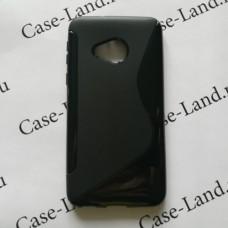 Черный силиконовый чехол для HTC U Play