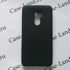 Черный силиконовый чехол для HTC One X10