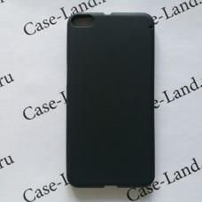 Черный силиконовый чехол для HTC One X9