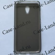 Черный силиконовый чехол для Meizu M5 Note