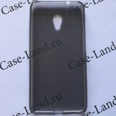 Черный силиконовый чехол для Meizu M5s