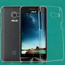 Прозрачный силиконовый чехол для Asus Zenfone 4 (A400CG)