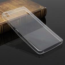 Прозрачный силиконовый чехол для Lenovo A6000