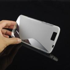 Прозрачный силиконовый чехол для Huawei Ascend G7
