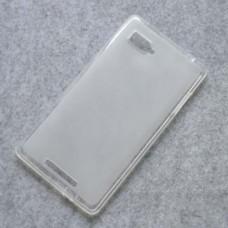 Прозрачный силиконовый чехол для Lenovo Vibe Z