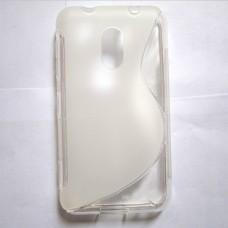 Прозрачный силикноновый чехол для Nokia Lumia 620
