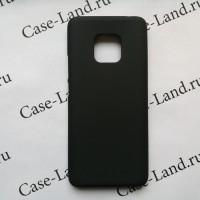 Черный силиконовый чехол для Huawei Mate 20 Pro
