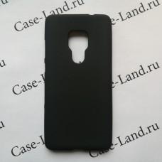 Черный силиконовый чехол для Huawei Mate 20