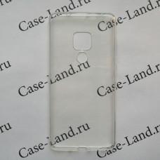 Прозрачный силиконовый чехол для Huawei Mate 20