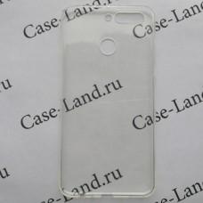 Прозрачный силиконовый чехол для Huawei Honor V9
