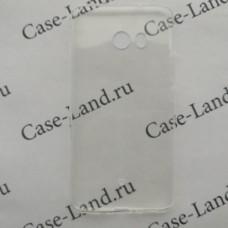 Прозрачный силиконовый чехол для HTC U11