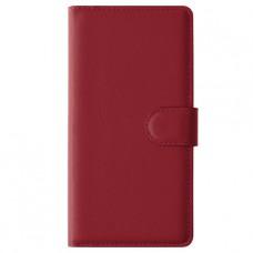 Красный чехол книжка для Huawei P8