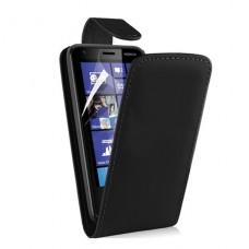 Кожаный чехол - книжка для Nokia Lumia 620