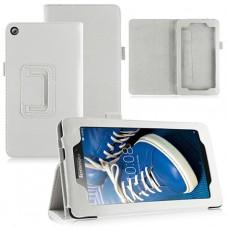 Чехол - подставка для Lenovo Tab 2 A7-20F (Белый)