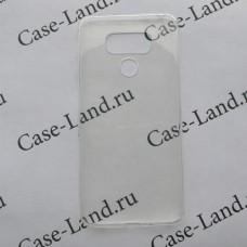 Прозрачный силиконовый чехол для LG G6