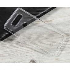 Черный силиконовый чехол для LG Q8