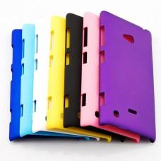 Пластиковый чехол - бампер для Nokia Lumia 720 multicolor