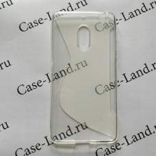 Прозрачный силиконовый чехол для Nokia 6