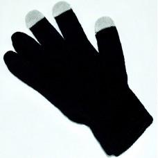 Сенсорные перчатки (черные)