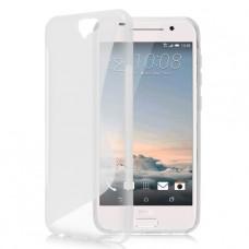 Прозрачный силиконовый чехол для HTC A9