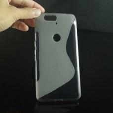 Прозрачный силиконовый чехол для Huawei Nexus 6p