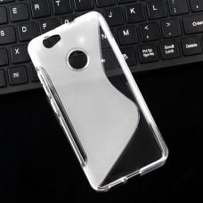 Прозрачный силиконовый чехол для Huawei Nova