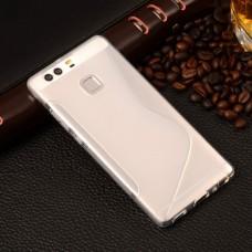 Прозрачный силиконовый чехол для Huawei P10