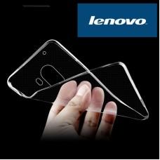 Прозрачный силиконовый чехол для Lenovo A7010 (Vibe X3 Lite)