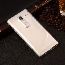 Прозрачный силиконовый чехол для LG Class (H740)