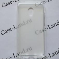 Прозрачный силиконовый чехол для Meizu M5 Note