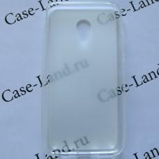 Прозрачный силиконовый чехол для Meizu M5