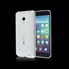 Прозрачный силиконовый чехол для Meizu MX3