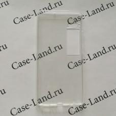 Прозрачный силиконовый чехол для Meizu Pro 7 Plus