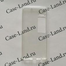 Прозрачный силиконовый чехол для Meizu Pro 7