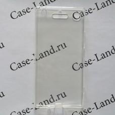 Прозрачный силиконовый чехол для Sony Xperia XZ1