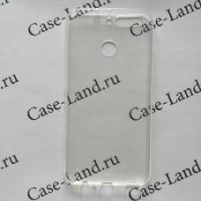 Прозрачный силиконовый чехол для Huawei Honor 8 pro