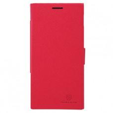 Красный чехол книжка Nillkin для Lenovo k900