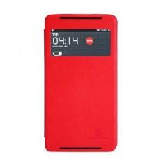 Красный чехол книжка Nillkin для Lenovo s930