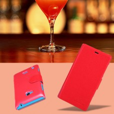 Красный чехол книжка Nillkin для Nokia Lumia 720